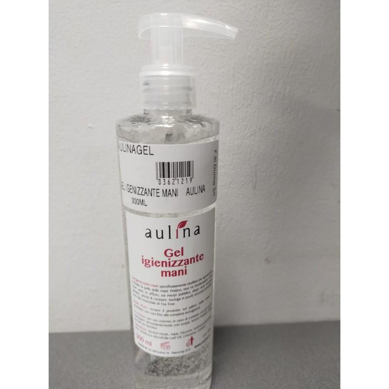 AULINA Gel Mani 250 ML - Igienizzante