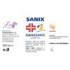 SANIX - Igienizzante per mani, ambienti e superfici