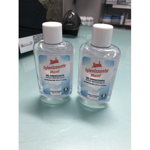 Gel Mani 80 ML Igienizzante