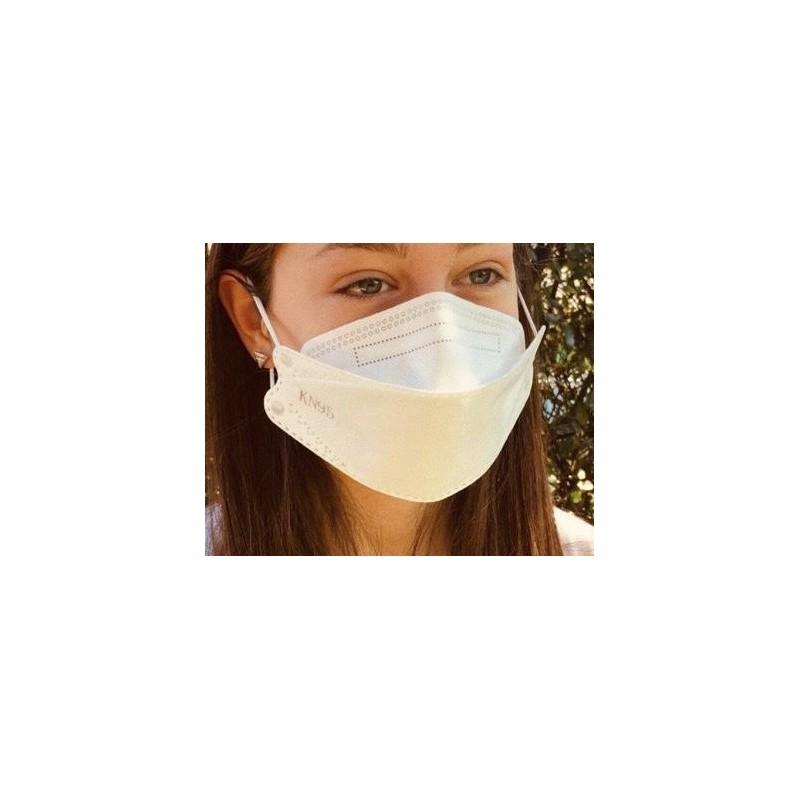 KN95 3D (FFP2) mascherina