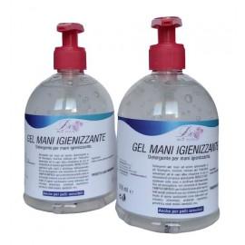 Gel Mani 500 ml Igienizzante